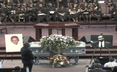 Troy Funeral