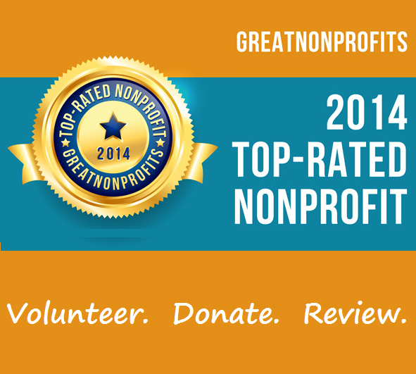 Great Nonprofits 2014